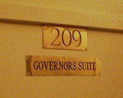 The Governor's Suite at the Hotel Monte Vista