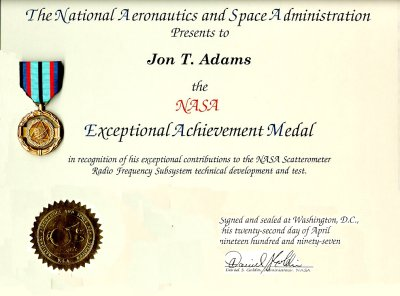 Jon Adams - Ex-Rocket Scientist