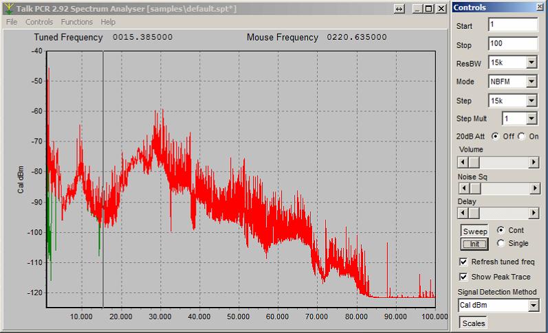 10 MHz bandpass filter from China | Wireless Jon